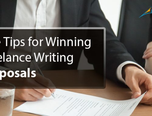Five Tips for Winning Freelance Writing Proposals