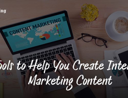 Five Tools to Help You Create Interactive Marketing Content