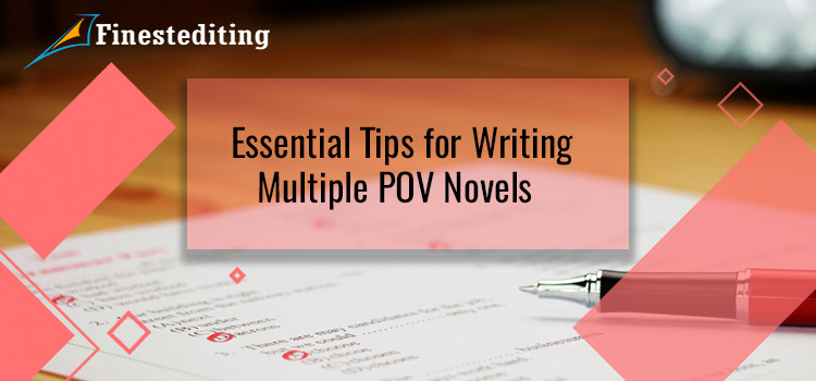 Essential Tips for Writing Multiple POV Novels