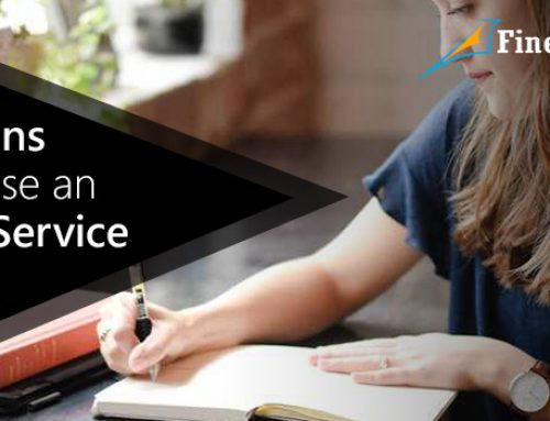 5 Reasons to Choose an Editing Service